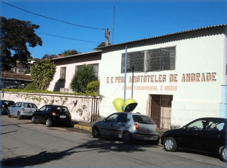 ARISTOTELES DE ANDRADE PROF
