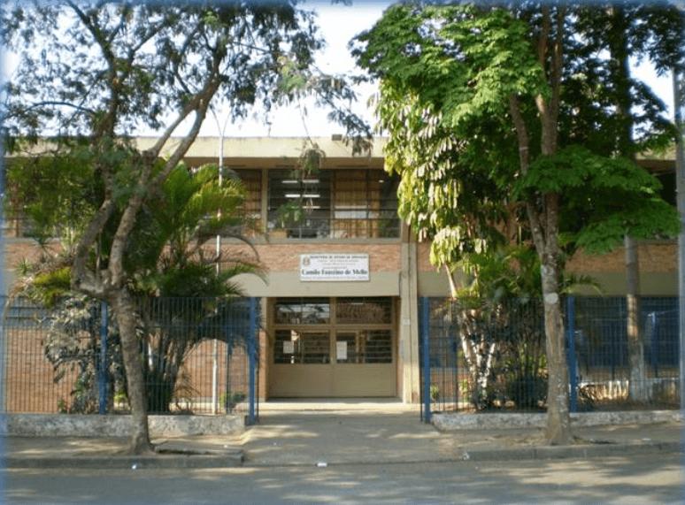 CAMILO FAUSTINO DE MELLO PROF