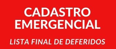 Cadastro emergencial